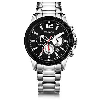 Holler Invictus Silver Watch HLW2193-1