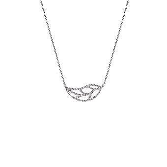 Xenox Damenkette Blatt (XS1181)