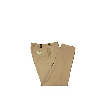 Mmx Cotton Trouser Tan