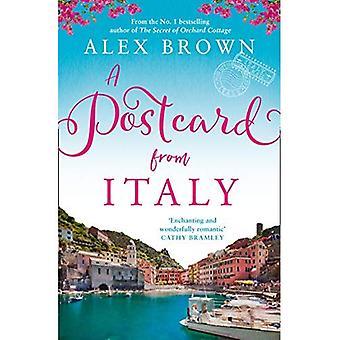 Une carte postale d'Italie