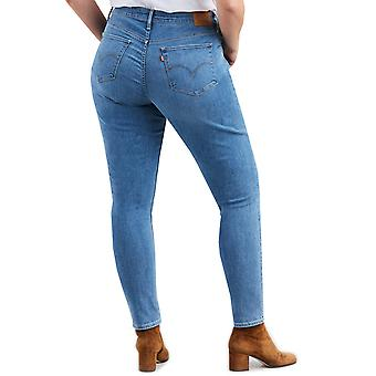 Womens Levi's 310 Plus Shaping Super Skinny Jeans In Chelsea Devils