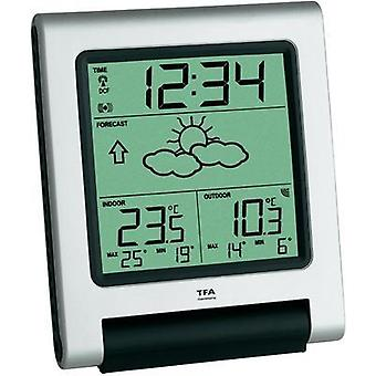 Wireless digital weather station TFA Spectro 35.1089 Forecasts for 1 day