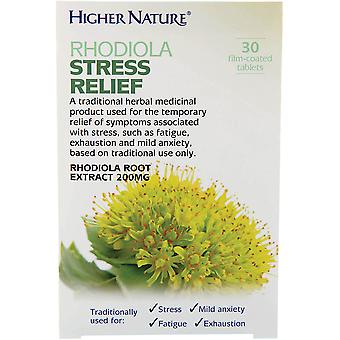 Higher Nature Rhodiola Stress Relief, 30tabs