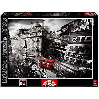 Educa Puzzle Piccadilly Circus (Kinder , Spielzeuge , Tischspielzeug , Puzzles)