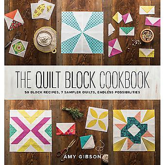 Lucky Spool Books-The Quilt Block Cookbook LS-55147