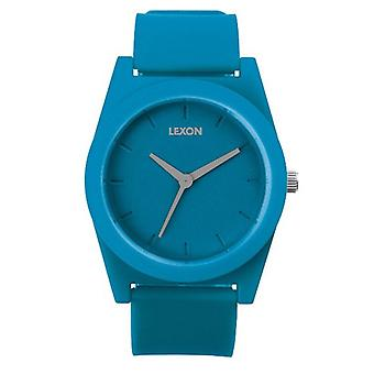 Prussian Blue Lexon Spring Watch XL