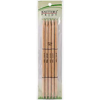 Naturalz Double Pointed Needles 8