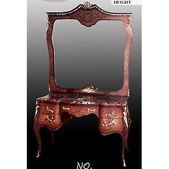 baroque make-up chest of drawers rococo Louis XV MoBdNoLu07624