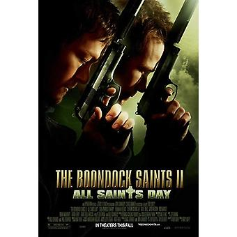 The Boondock Saints II All Saints Day Movie Poster (11 x 17)