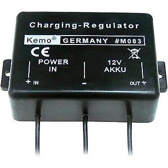 Charge controller Component M083 13.8 Vdc 1.5 A