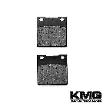 KMG 1989-1995 Suzuki GS500 Rear Non-Metallic Organic NAO Disc Brake Pads Set