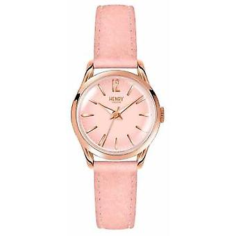 Henry London dame lyserød Shoreditch HL25-S-0170 Watch