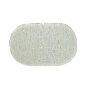 Vetbed Oval hvid 46cm (18