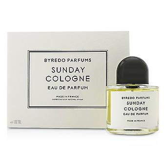 Byredo søndag Köln Eau De Parfum Spray 100ml / 3,4 oz