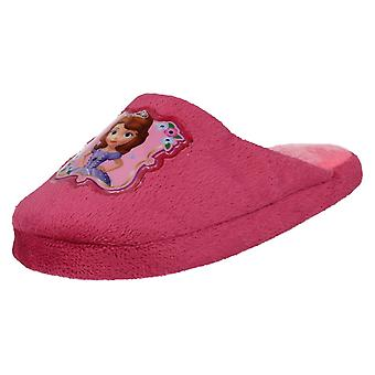 Girls Princess Sofia the First Slippers