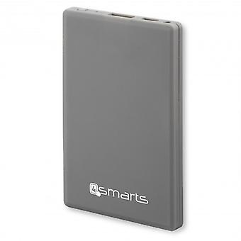 4Smarts universal credit card power Bank charging station 1150 mAh
