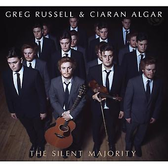 The Silent Majority by Greg Russell & Ciara