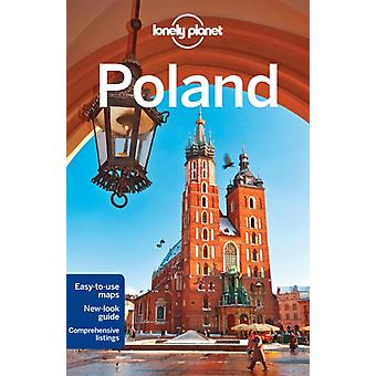 Lonely Planet Poland (Travel Guide) (Paperback) by Lonely Planet