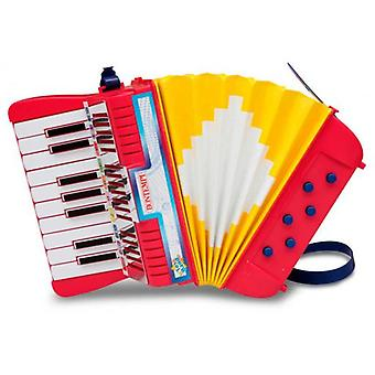 Bontempi Accordion 17 Keys + 6 Lower
