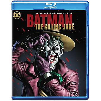 Batman: The Killing Joke [Blu-ray] USA import
