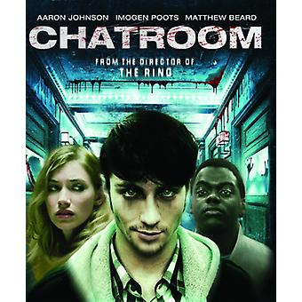 Chatroom [Blu-ray] USA import