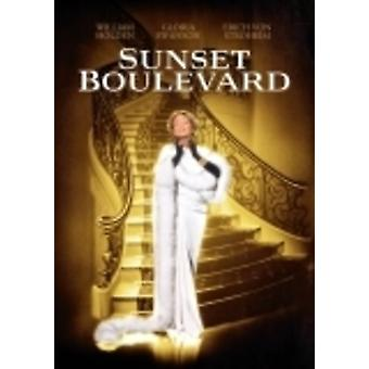Sunset Boulevard [DVD] USA importar