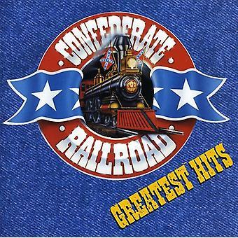 Confederate Railroad - Greatest Hits [CD] USA import
