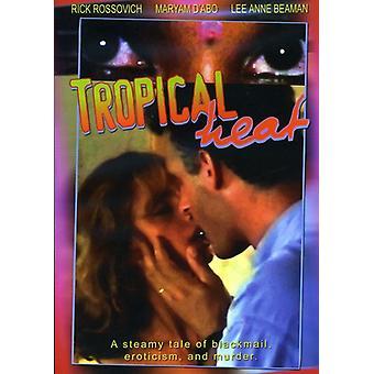 Tropiske varme [DVD] USA importerer