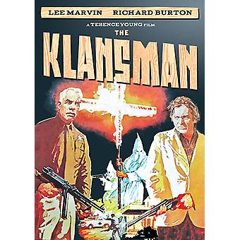 Klansman [DVD] USA import