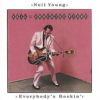 Neil Young - di tutti importazione USA Rockin ' [CD]