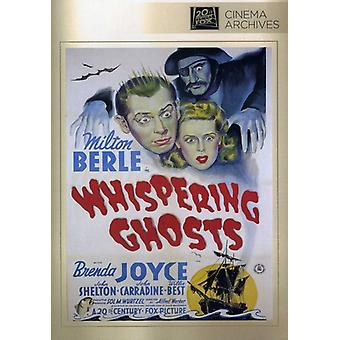 Whispering Ghosts [DVD] USA import