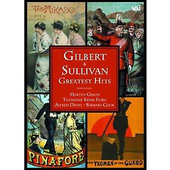 Gilbert & Sullivan - Greatest Hits [DVD] USA importerer