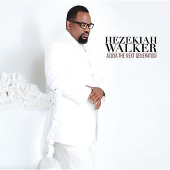 Hezekiah Walker - Azusa the Next Generation [CD] USA import