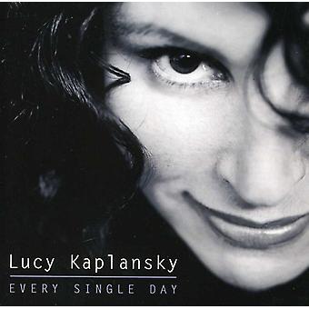 Lucy Kaplansky - hver eneste dag [CD] USA import