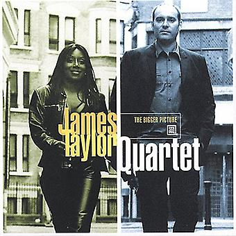 James Taylor Quartet - større billede [CD] USA import