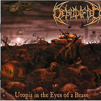 Debodified - utopi i øjnene af en Beast [CD] USA importerer