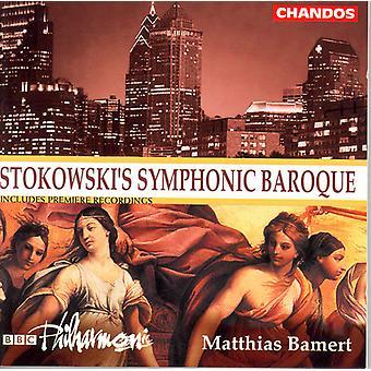 Matthias Bamert - Stokowski de symfonische barok [CD] USA import