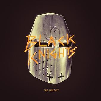 Black Knights - den almægtige [CD] USA importerer