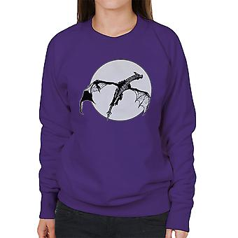 Der være Dragon Game Of Thrones kvinders Sweatshirt