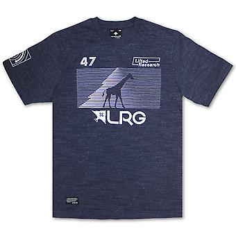 LRG Multi Hit T-shirt Navy Heather