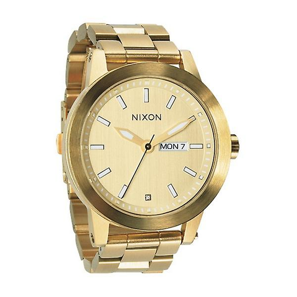 Nixon The Spur Watch - All Gold