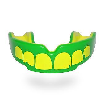 SIKKER JAWZ trold - grøn/gul mund vagt
