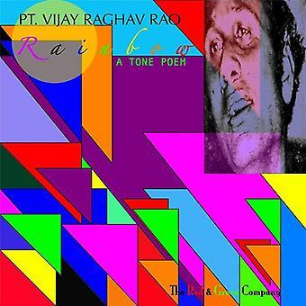 Rao, Pt. Vijay Raghav - Rainbow: A Tone Poem [CD] USA import