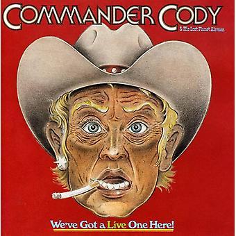 Commander Cody & seine Lost Planet Airmen - haben wir hier eine Leben! [CD] USA import