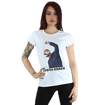 Justin Bieber kvinders skygge udgør T-Shirt