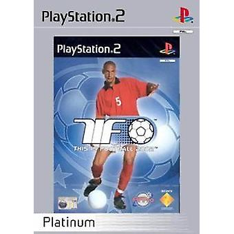Il s'agit de Football 2002 Platinum (PS2)