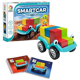 Smart Games Smart Car 5 X 5 (Toys , Boardgames , Logic And Ingenuity)