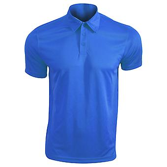 Kariban Proact Mens Short Sleeve Performance Polo Shirt