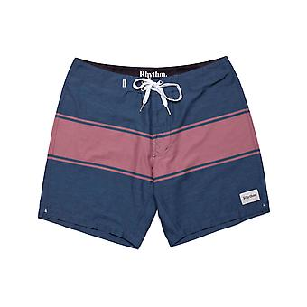 Rhythm Trim Mid Length Boardshorts