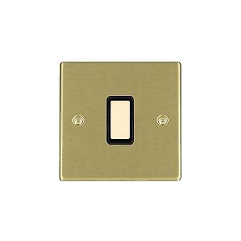 Hamilton Litestat Hartland Satin Brass 1g 250W M-Way Touch Mast SB/BL